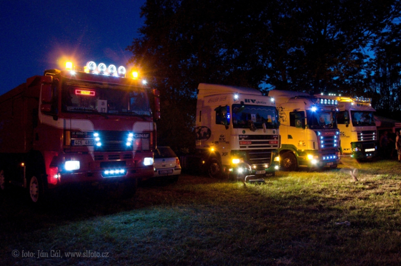 Truck show Lužnice 2012