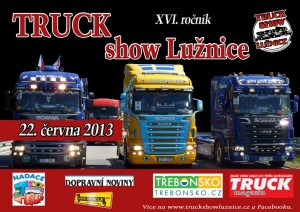 Truck show Lužnice 2013