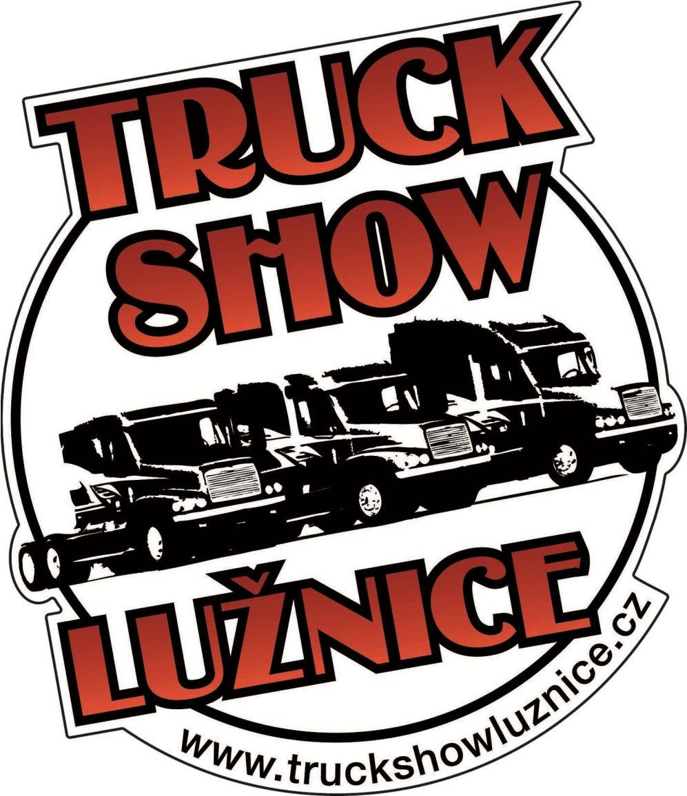 Truck show Lužnice logo