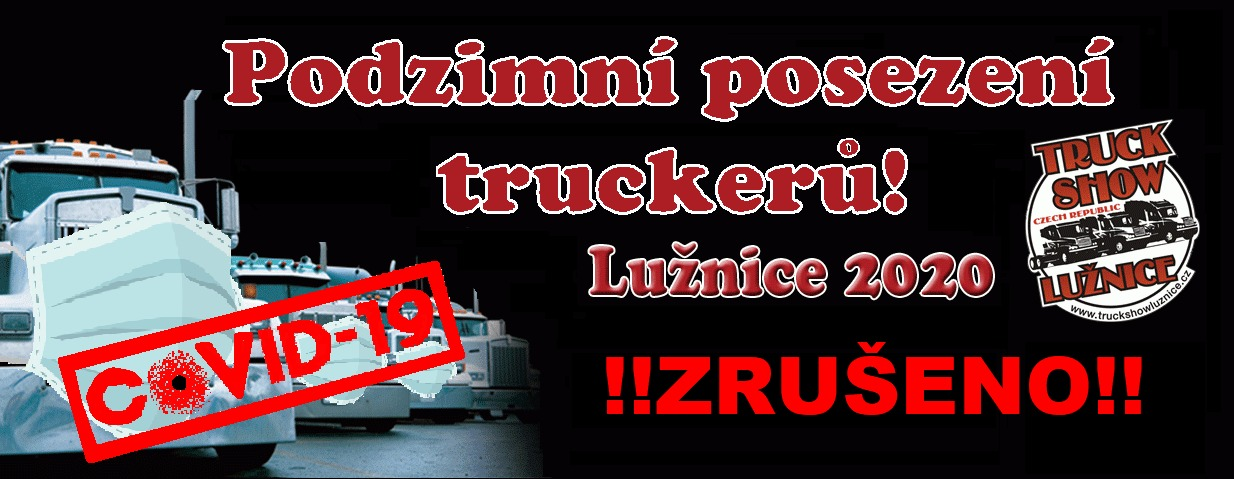Truck show Lužnice